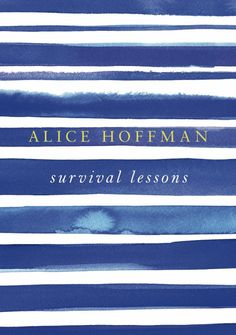 """A book review of author Alice Hoffman's inspirational memoir after beating cancer, """"Survival Lessons."""" http://www.jactionary.com/2015/09/survival-lessons-alice-hoffman.html"""