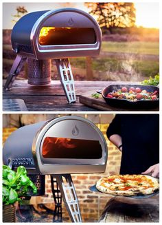 Until now, stone bake ovens have only been accessible to those with a big budget and permanent, outdoor space. Roccbox solves these problems and brings authentic wood and gas fired cooking to everybody!