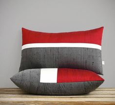 Simple and Creative Tricks Can Change Your Life: Decorative Pillows For Teens Cushions decorative pillows orange products.Decorative Pillows Orange Fabrics decorative pillows with words beds. Blue Pillows, Diy Pillows, Decorative Pillows, Throw Pillows, Sofa Pillows, Rustic Pillows, Sectional Sofa, Sofas, Gray Bedroom