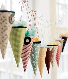 Fantastic idea for party bags & decoration