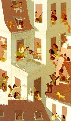 Pascal Campion | Work - Illustration