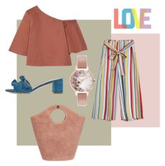 """""""For the love"""" by zowealice ❤ liked on Polyvore featuring TIBI, Elizabeth and James, Loeffler Randall, Olivia Burton and Native State"""