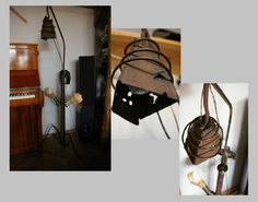 The Industrial Floor Lamp