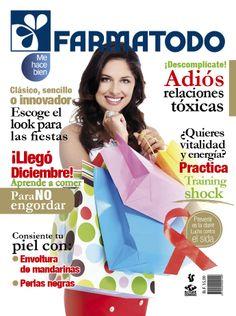 Revista Farmatodo mes de Diciembre 2013