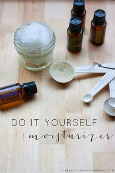 DIY Moisturizer with just 3 ingredients. This has blown every expensive moisturizer out of the water!