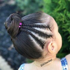 98 Mejores Imagenes De Peinados Infantiles Cute Hairstyles Hair