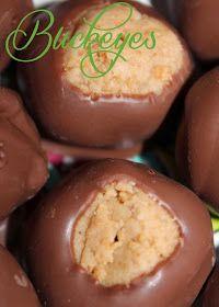Harris Sisters GirlTalk: Peanut Butter Balls