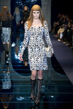 Versace - Ready-to-Wear - Fall-winter 2012-2013