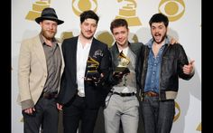 Fun., Gotye, Kimbra, Mumford & Sons Win In The General Field | GRAMMY.com