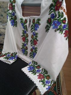 Selena, Costumes, Embroidery, Creative, Embroidered Blouse, Dots, Lace, Needlepoint, Dress Up Clothes