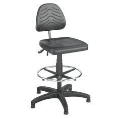 Safco 5113 TaskMaster® Deluxe Workbench Chair