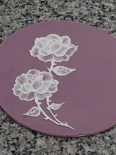 Eva's Pastry Journal - Lovely buttercream flowers