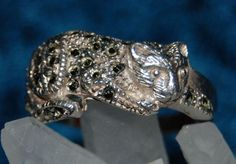 Check out this item in my Etsy shop https://www.etsy.com/listing/188424010/marcasite-vintage-lounging-curled-up