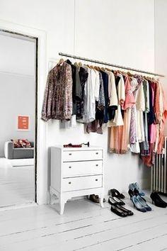 95 Best No Closet Solutions Images Bedrooms Bedroom Walk In Wardrobe Design