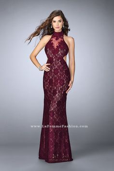 La Femme - 23732 - All Dressed Up, Prom/Party