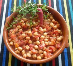 Kichererbsen-Tomaten-Fenchel-Eintopf von I. und M. Roth