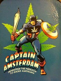 Captain Amsterdam