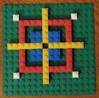 Using LEGO bricks to teach math symmetry. Symmetry Activities, Lego Activities, Math Resources, Math Games, Symmetry Math, Counting Games, Lego Math, Math Classroom, Fun Math