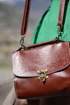 embossed leather <3