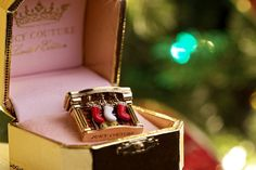 Juicy Couture Charm Collection at London Couture
