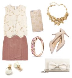 """""""Date night delight"""" by elisel1997 ❤ liked on Polyvore featuring Marni, RED Valentino, Oscar de la Renta, Sonix, women's clothing, women, female, woman, misses and juniors"""