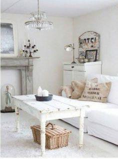 Bydlení francouzský styl