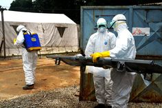 """TOP DOCTOR; WORST CASE SCENARIO ON EBOLA W/O EFFECTIVE VACCINE 10-1-14 Trust the govt??? Not me(Newsmax) – The Ebola virus is going to get much worse, warns a key health official, unless work is quickly done on an international scale to create at least 500 million doses of an effective Ebola virus vaccine. Working on the virus will """"require a partnership between government and vaccine manufacturers that puts it on ..."""