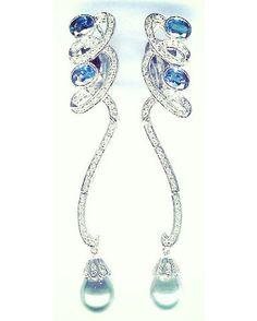#rosa #peanutbutter #butterfly #book #myboys #beadwork #teen #gold #white #earring #gemstone #diamond #sapphire #blue #handmade #gems #jewelry #riyo #lifestyle #nice #jewelrymaking