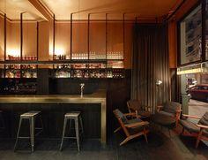 Lexington - Restaurantes & Bares - Marcos Catalan Interiorismo
