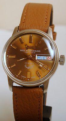 1f4d1affc75 Modelos de relógios de pulso · 50-039-s-VINTAGE-OGIVAL-FISK-TRISONIC-WATCH-