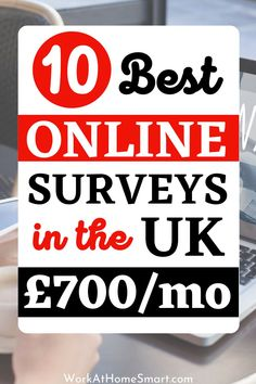 Are you based in the United Kingdom and want to make money online doing paid surveys? If yes, here are 10 of the best online surveys in the UK. Top Paid Surveys, Best Paid Online Surveys, Surveys That Pay Cash, Survey Sites That Pay, Make Money Doing Surveys, Earn Money From Home, Earn Money Online, How To Make Money, Extra Money
