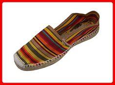 Alpargatus , Damen Espadrilles, Mehrfarbig - Multicolores - Größe: 35