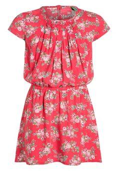 Wilde Blumen sollen für deine Tochter blühen. Benetton Blusenkleid - coralle für 16,95 € (10.05.16) versandkostenfrei bei Zalando bestellen.