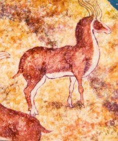 Cave Art Relief  - Cave Art Fine Art Print