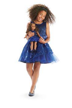 Addy's Christmas Dress | BeForever | Pinterest | Christmas dresses ...