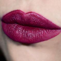 """copenhagen"" lip cream matte by @nyxcosmetics"