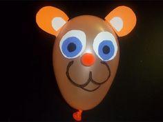 Bear Balloon Craft