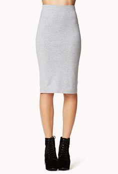 Everyday Midi Skirt | FOREVER 21. Love love