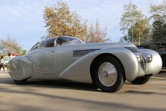 The 1937 Hispano Suiza Xenia + more Amazing Rides From the Most Interesting Car Show You've Never Heard Of