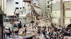 Argentina: Evacuaron sede de AMIA por amenaza de bomba