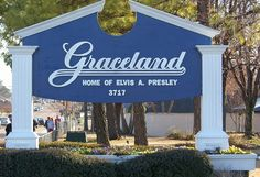 Experience the extravagant mansion Graceland owned by Elvis until his death in 1977