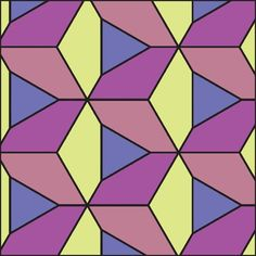 B18 Like this? Get the Book! Geometrical Tile Patterns: 1,000 Tiles for Art, Graphic Design and Craftwork at http://www.lulu.com/shop/jay-friedenberg/geometric-tile-patterns/paperback/product-21072481.html. Jay Friedenberg.
