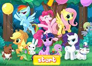 juego Little Pony D finder 2