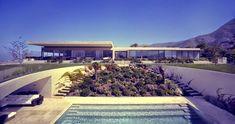 Casa moderna en Vitacuracon con vistas a Los Andes / Izquierdo Lehmann, Chile http://www.arquitexs.com/2014/09/casa-moderna-en-vitacura-izquierdo-Lehmann-chile.html