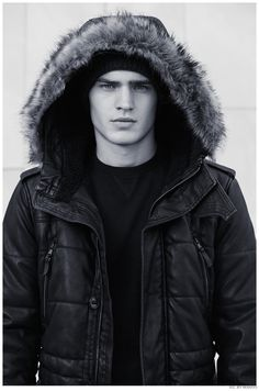 BO DEVELIUS MODELS FALL STYLES FOR H.E. BY MANGO NOVEMBER 2014 UPDATE