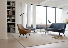375 chair by Walter Knoll Team