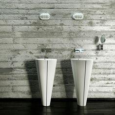 Penta Sink by Mac Stopa for MyBath  www.mybath.pl