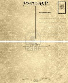 Summer Sale Postcard Design Template | Free PSD Download ...