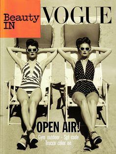 Image de vogue, fashion, and vintage