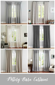 Curtains Source Links In The Post To Transform A Room